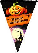 Вымпела праздничные Happy Halloween 160216-091