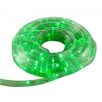 Гирлянда Xmas Rope light 10M G Зеленая, фото 1