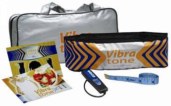Пояс вібромасажер для схуднення Tone Vibro, фото 2