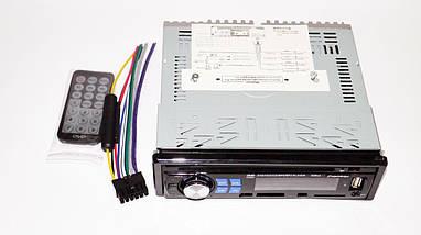 Автомобільна магнітола 1DIN DVD-1350 RGB панель + пульт управління | Автомагнітола, фото 2