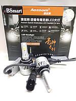 LED автолампи діодні Аozoom HIR2 9012 прожектор для лінз Canbus 80Вт 8400Лм 5500K 12В