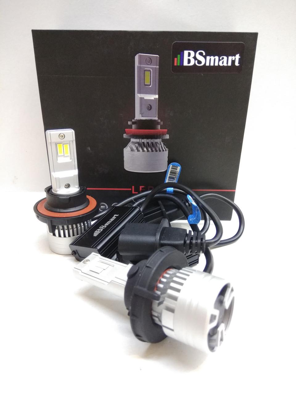 Автолампы LED диод G-XP9 H13 10000 Лм 90Вт 5500К 12В 24В Canbus