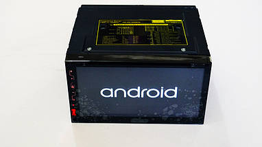 Автомобильная магнитола MP3 2DIN 6309-3 Android GPS DVD + GPS + 4 Ядра | Автомагнитола, фото 3
