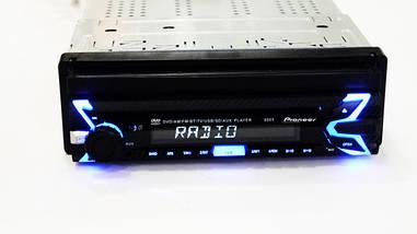Автомобільна магнітола 1DIN DVD-9505 Android GPS з виїзним екраном + пульт управління   Автомагнітола, фото 3