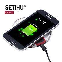 Беспроводная зарядка Wireless Charger Fantasy для Android, фото 2