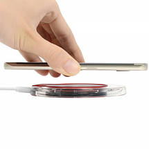 Бездротова зарядка Wireless Charger Fantasy для Iphone, фото 3