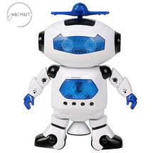 Танцующий светящийся робот Dancing Robot, фото 3