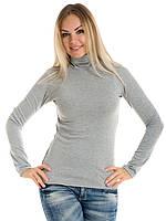 Женский гольф из полушерсти IRVIC 44-46 Светло-серый IrC-VH10-401-44-46, КОД: 270715
