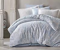 Комплект постельного белья Clasy Ранфорс 200х220 Sade V1