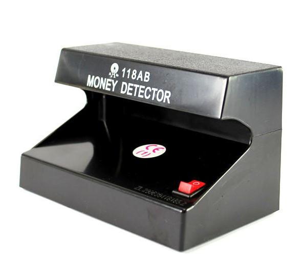 Ультрафиолетовый детектор валют UKC 118AB Battery | Детектор валют