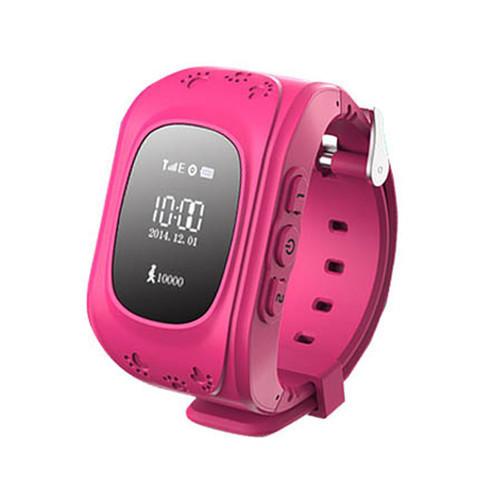 Дитячі Смарт-годинник Smart Baby Watch Q50 | Червоні
