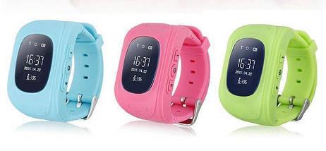 Дитячі Смарт-годинник Smart Baby Watch Q50 | Червоні, фото 3