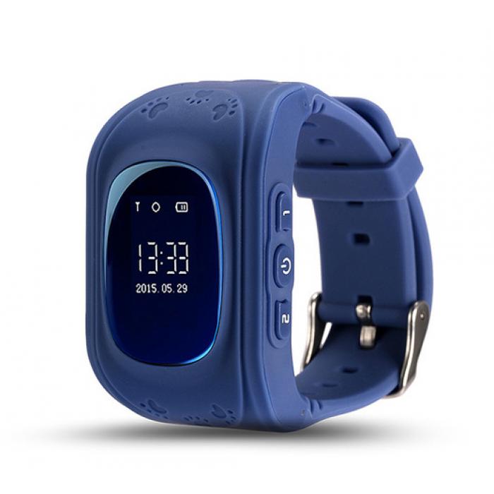 Дитячі Смарт-годинник Smart Baby Watch Q50 | Сині