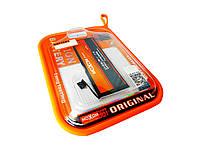 Встроенный аккумулятор Moxom для iPhone 6 Plus на 2750 mAh Черный 1039, КОД: 291767