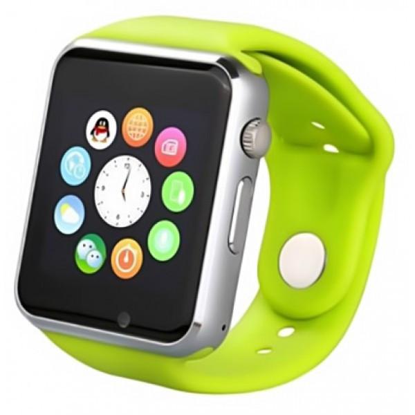 Смарт-годинник Smart Watch A1 | Зелені