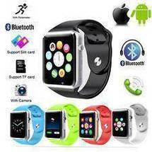 Смарт-часы Smart Watch A1   Зеленые, фото 3