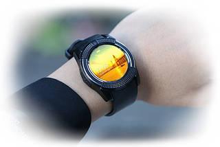 Смарт-часы Smart Watch V8 | Оранжевые, фото 3
