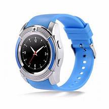 Смарт-часы Smart Watch V8   Черные, фото 3