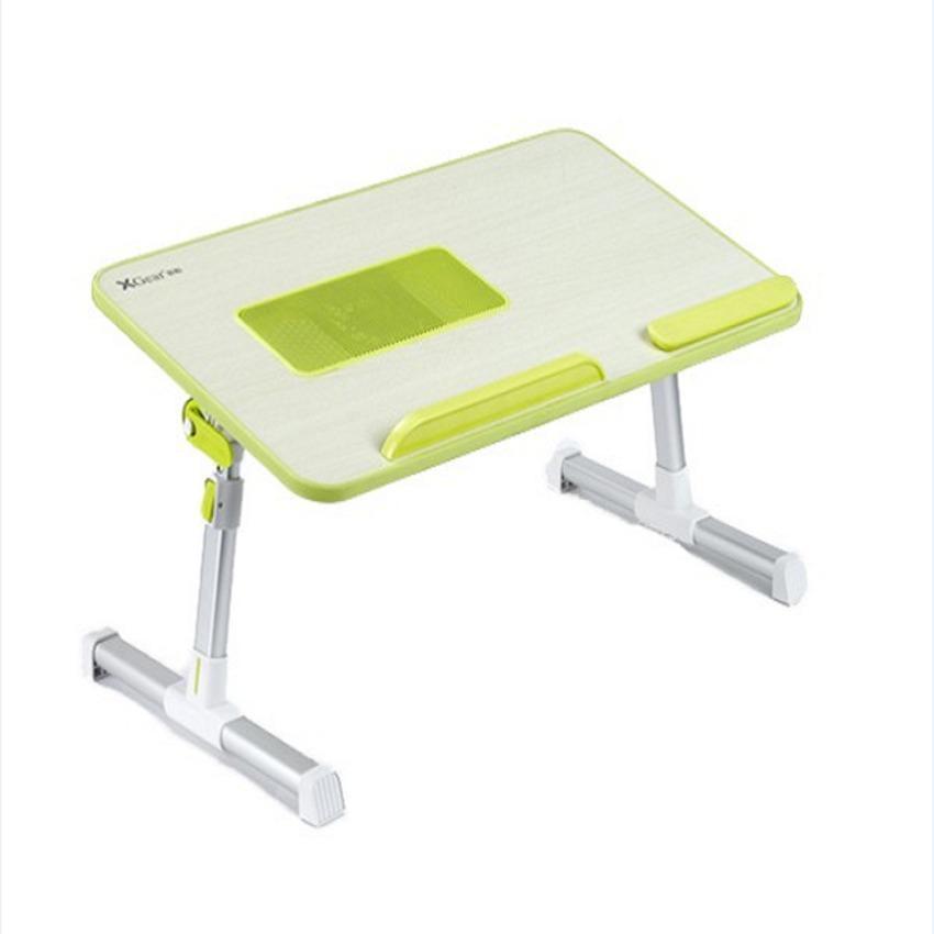 Складной столик подставка для ноутбука Multifunction Laptop Desk | Зеленый