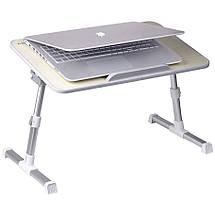 Складной столик подставка для ноутбука Multifunction Laptop Desk | Зеленый, фото 3