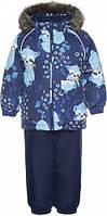 Детский комплект Avery, Huppa, темно-синий с принтом-темно-синий 2 (104) (41780030-93486-104)