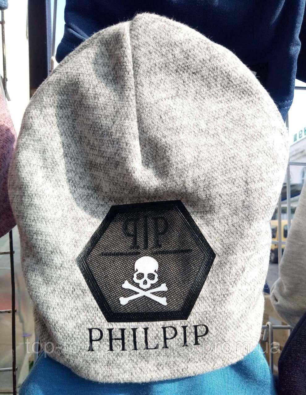 "Шапка ""Philpip Plein"""