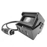 Видеокамера AHD для транспорта Howen Hero-C60S0V24-2MR, фото 2