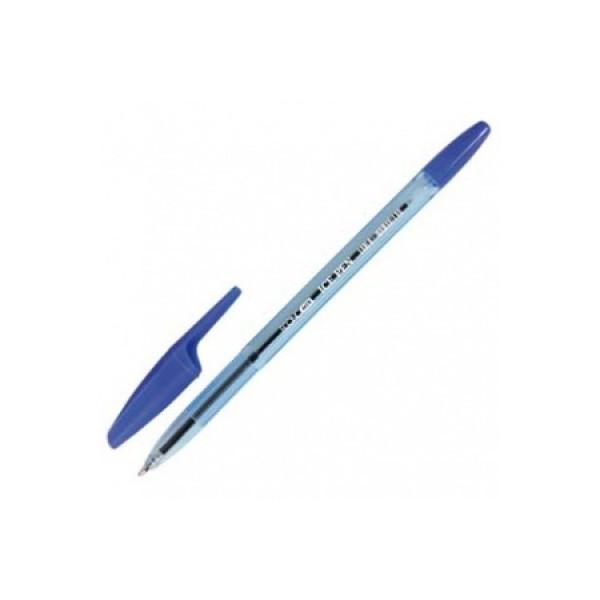 Ручка шариковая Economix Ice Pen Е10186-02, синяя