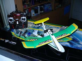 Радиоуправляемый самолет YT-103 | Размах крыла 36 см, фото 2