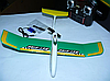 Радиоуправляемый самолет YT-103 | Размах крыла 36 см, фото 4
