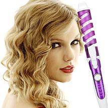 Спиральная плойка для завивки волос Perfect Curl RZ118 | Стайлер для волос, фото 2