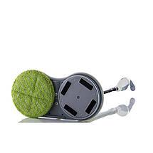 Электрическая беспроводная швабра Spin Maiden для уборки с насадками | Полировщик для уборки, фото 2