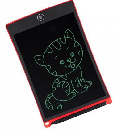 Планшет для рисования и заметок со стилусом LCD Writing Tablet, фото 2