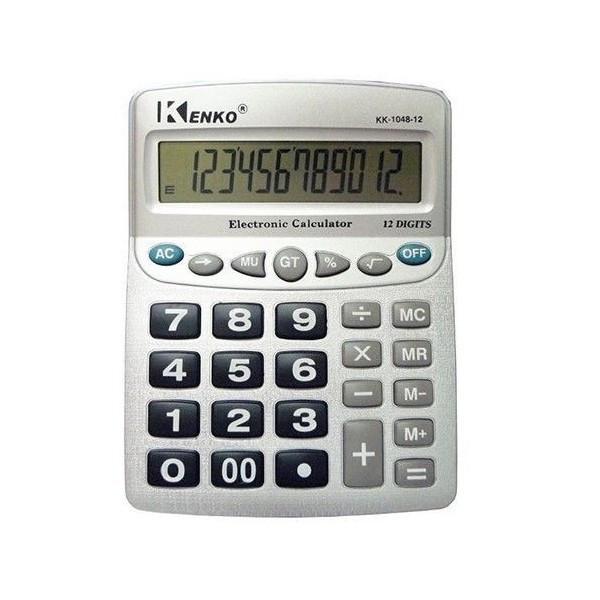 Калькулятор великий настільний KENKO KK-1048