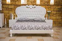 Кровать Embawood Лючия МW 1800 Белая