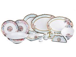 Сервиз столовый фарфоровый 27 предметов 586-321