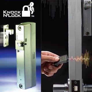 Технология KNOCK N'LOCK