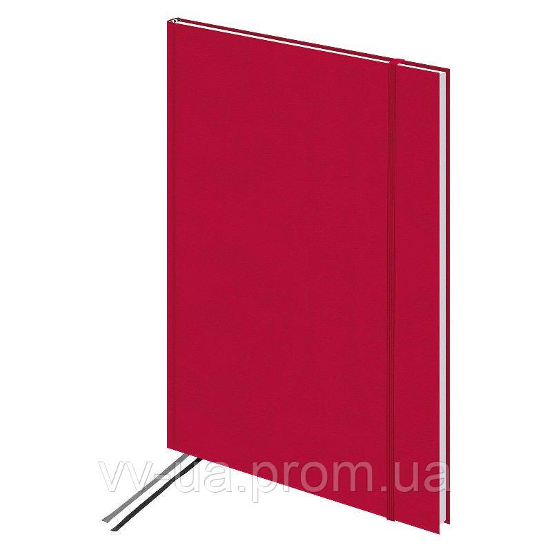 Книга записная Brunnen Melissa А4, клетка красная (73-552 272 20)