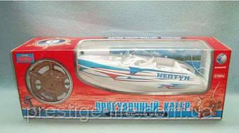 """Радиоуправляемая игрушка катер на Р/У """"Нептун"""" 738A/408596R"""