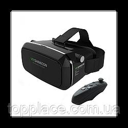 Очки виртуальной реальности VR Shinecon с геймпадом (G101001248)