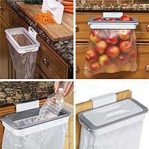 Відро для сміття Attach-A-Trash | Утримувач для сміттєвих пакетів навісний, фото 3