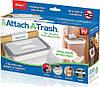 Мусорное ведро Attach-A-Trash   Держатель для мусорных пакетов навесной, фото 2