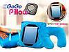Подушка для планшета Gogo Pillow 3 в 1 универсальная чехол + подголовник + подушка, фото 2
