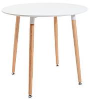Стол обеденный Richman Ксавьер Ø60 Белый