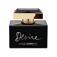 The One Desire Dolce&Gabbana  (Зэ Уан Дезаер Дольче Габбана) ТЕСТЕР   75мл
