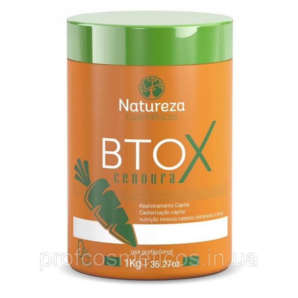 Ботокс  NATUREZA BTOX Cenoura 1000 ml