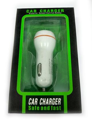 Автомобильная зарядка CAR CHARGER 12V 2 USB, фото 2