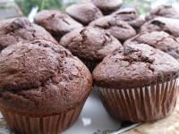 Смесь для выпечки шоколадных кексов (0,5кг) Р-020