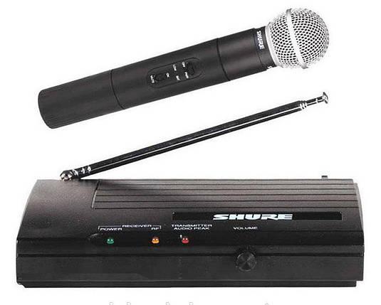 Радиосистема Shure SH200A с ручным радиомикрофоном | Беспроводной микрофон, фото 2