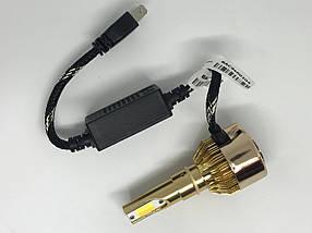 Комплект автомобільних LED ламп C6 H4, фото 3
